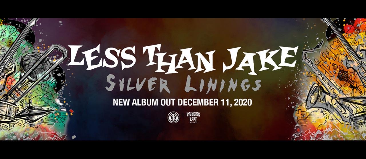 """待望のニューアルバム""""Silver Linings""""の日本盤を12月11日により発売! 25日には「THE SENSATIONS」との日本限定スプリット7インチも発売決定!"""
