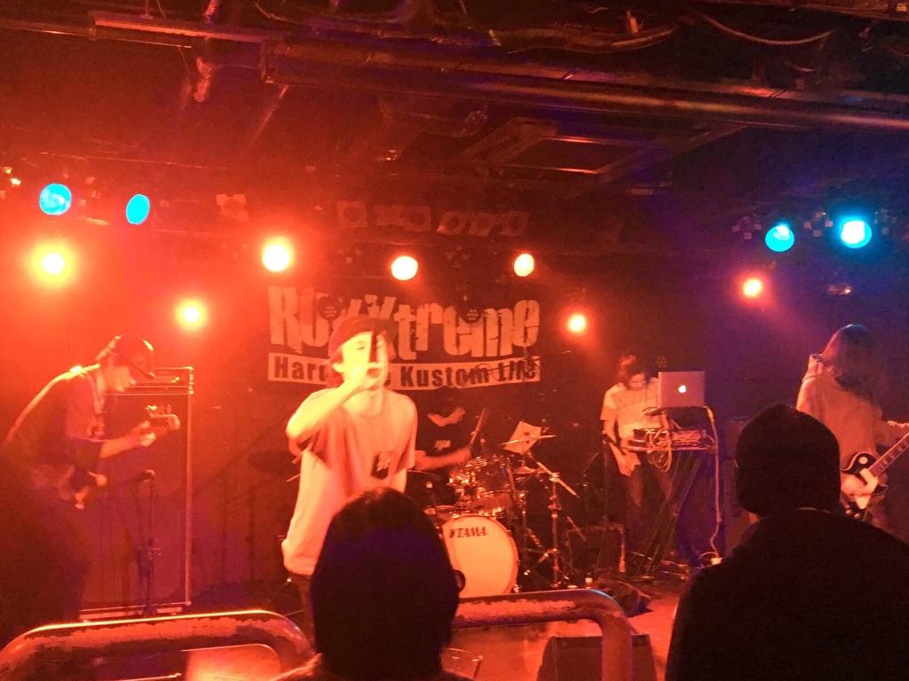 2018.1.13土 @渋谷 THE GAME (8)
