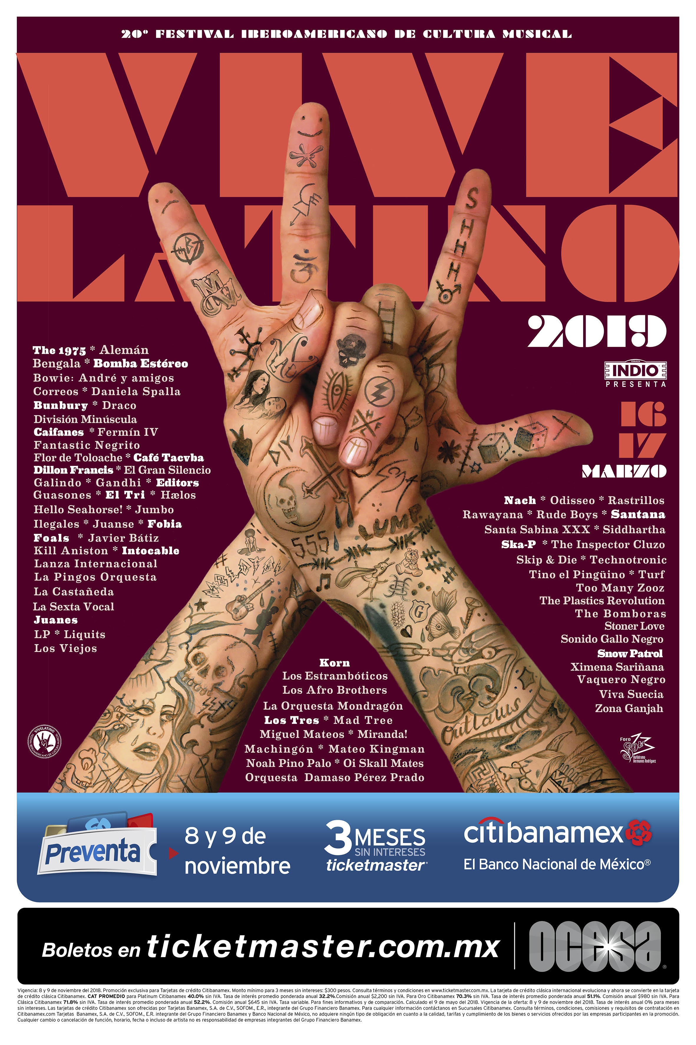 vivalatino2019